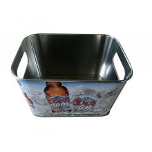 Hot sale for Metal Bucket Small Square Ice Bucket supply to France Supplier