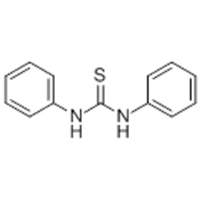 1,3-Diphenyl-2-thioharnstoff CAS 102-08-9