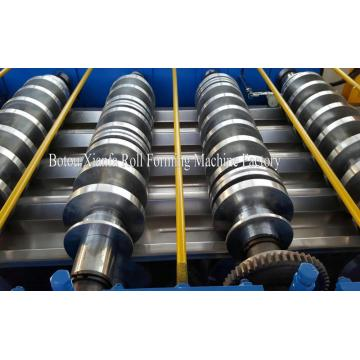 Metal Steel Floor Deck Roll Forming Machinery