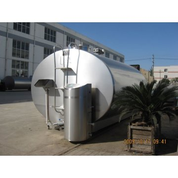 Top quality milk cooling tank factory