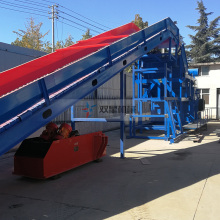Recycling Scrap Steel Crusher Plant