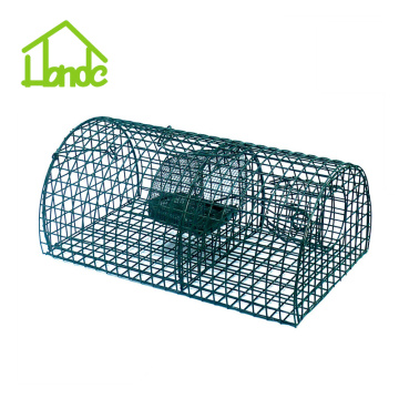 Repeating  Wire Live Mouse  Cage Trap