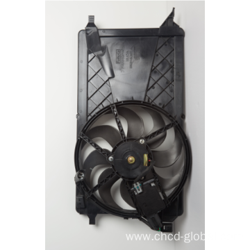 320W PWM Fan Assy System for Car