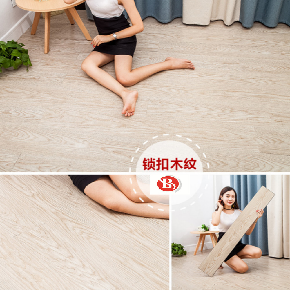 Durable WPC floor with unilin click