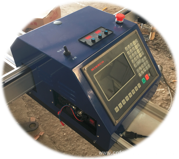 Thick metal steel portable cnc plasma cutting machine