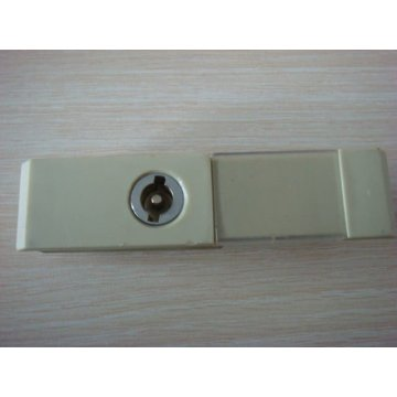 ODM for Multi Point Locks,Stainless Steel  Multi Point Locks,Multi Point Door Locks Manufacturers and Suppliers in China ZDC Gray Chrome-Coated Electronic Cabinet Multi-point Locks export to British Indian Ocean Territory Wholesale