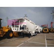 Bulk cement tank trailer of Sinotruk cimc