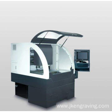 CNC Mobile Phone Fittings Engraving Machine