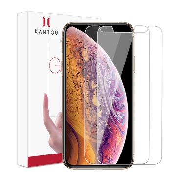 Rapid Delivery for for 2.5D IPhone XS Max Tempered Glass KANTOU HD Tempered Glass for iPhone XS Max supply to Guatemala Factory