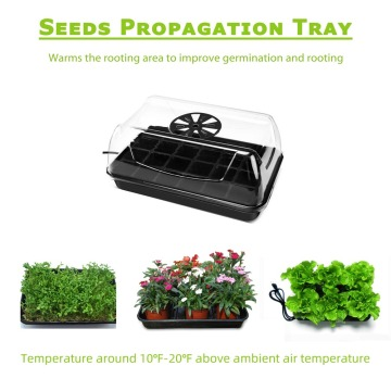 Mkpụrụ Heat Tray Starter Kit Greenhouse