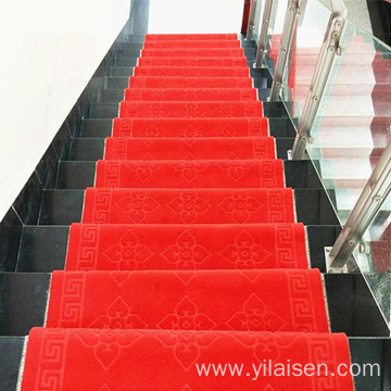 Professional embroidery design printed carpet
