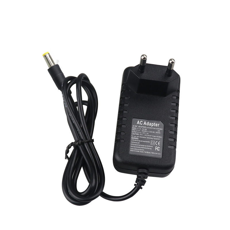 Adapter 12V 1A Wall Charger for Router