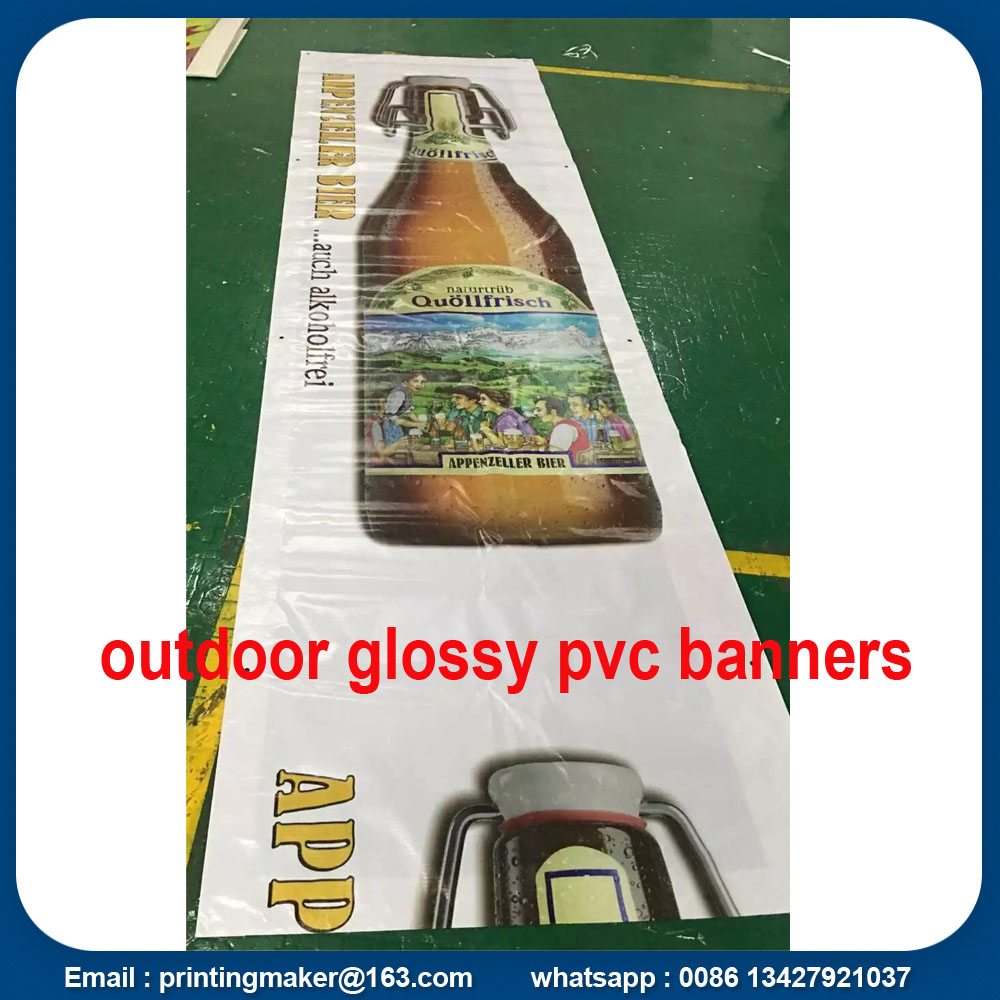 6ft 510g 3ft PVC Banner Printed Outdoor Vinyl Sign for SHOPS Businnes Parties