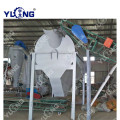 Rotary Screener for Pine Sawdust