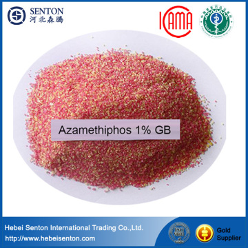 Best quality and factory for Mosquito Larvicide Great Quality1%Snip Granule Azamethiphos supply to United States Supplier