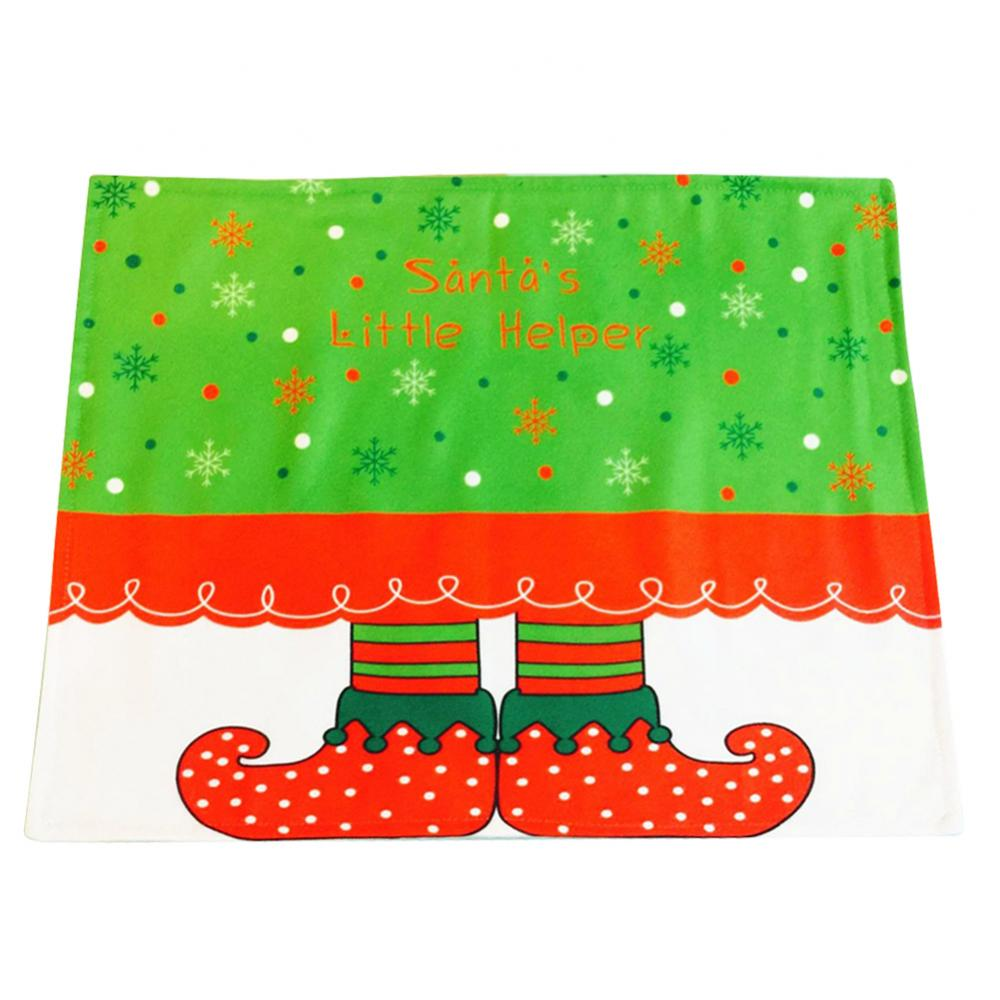 Christmas Elf Dinner Placemats