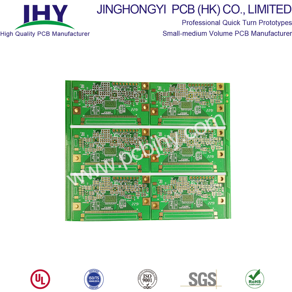 6 Layer Green PCB