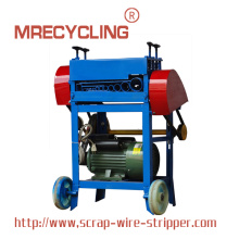 Makiskis ng Electrical Copper Cable Stripping Machine