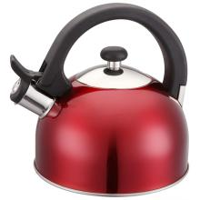 Painitng Elegant Red Tea Pot