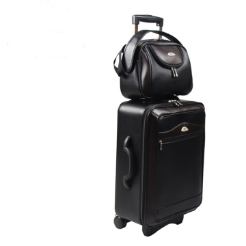 Custom-made suitcase with pull rod