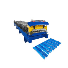Hydraulic Glazed Tile Roll Forming Machine