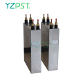 Capacity stable damping and absorption capacitors 3kVDC 6UF