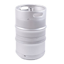 DIN German standard stainless steel beer kegs