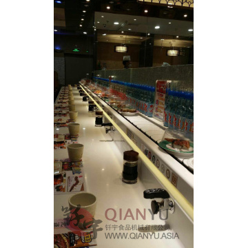 Conveyors System Conveyor Belt For Sushi Machine