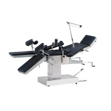 Luxury multifunctional operating table