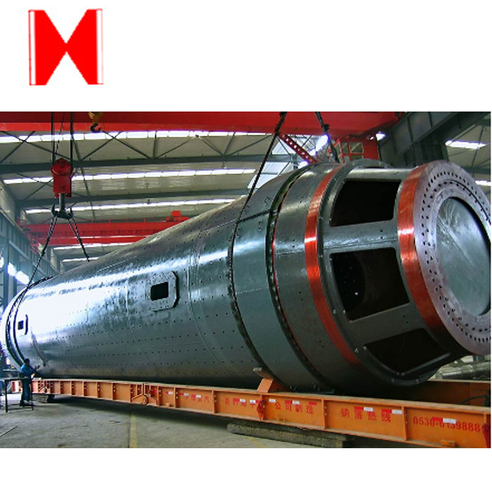 Industrial cement rotary kiln