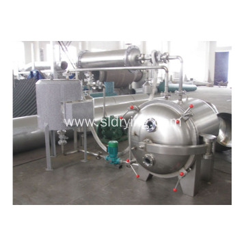 Manufactur standard for Vacuum Hollow Dryer YZG Medical Vacuum Dryer export to Venezuela Supplier