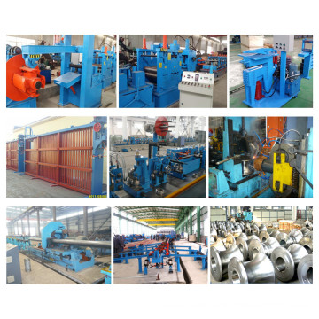 High frequency welded pipe roll forming machinery/pipe welding equipment