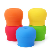 Best Price on for Baby Sippy Lids Baby Training Silicone Sippy Cup Lid supply to Spain Factories