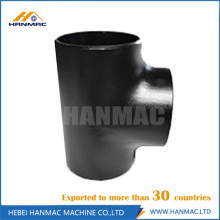Best Price for for Alloy Tee ASTM A234 WP5 WP9 ButtWeld Pipe Fitting Tee export to Croatia (local name: Hrvatska) Manufacturer