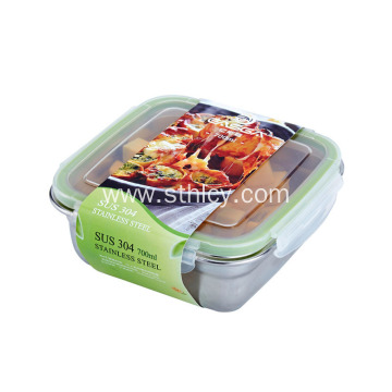 304 Stainless Steel Large Capacity Food Container