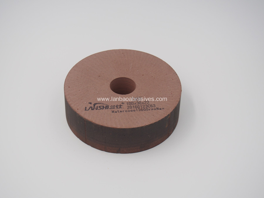 D100mm BD wheel for polishing in CNC Machine