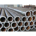 Din 1629 ST37.0 ST44.0 ST52.0 6 Inch Seamless Steel Pipes