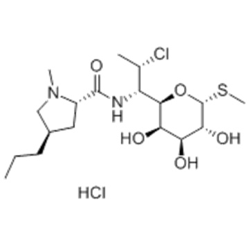 Clindamycin alcoholate CAS 58207-19-5