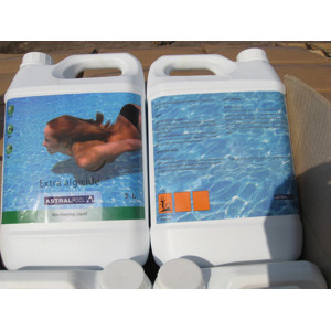 algaecide for salt water pools