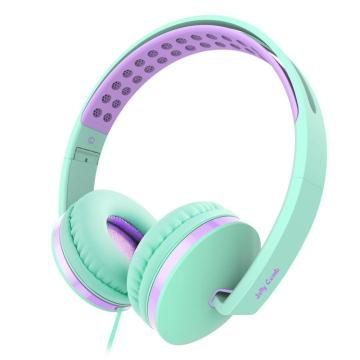 Leading for Feminine Headphones,Waterproof Headphones,Disposable Headphone Manufacturer in China Foldable Stereo On Ear Headphones For Kids Girls supply to Papua New Guinea Supplier