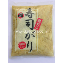 Hot sale for Pink Ginger high quality sushi ginger export to Papua New Guinea Suppliers