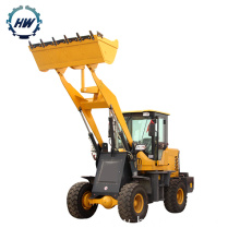 Holiday sales for Wheel Loader For Sale Small garden tractor  loader for sale export to Romania Suppliers