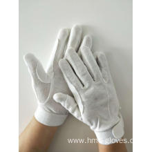 Hot sale reasonable price for Glove Deluxe Hand Gloves Deluxe White Sure Grip Gloves with Velcro closure export to Malawi Wholesale