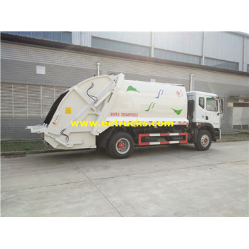 18cbm 4x2 Compactor Rubbish Trucks
