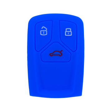 2017 audi A4 key fob cover silicone cover