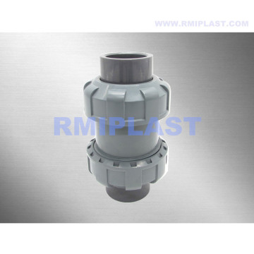 CPVC True Union Ball Check Valve