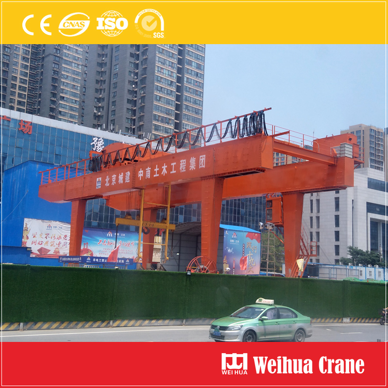 Metro Construction Gantry Crane