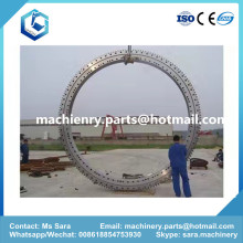 OEM manufacturer custom for Swing Bearing Excavator Slewing Gear Ring Swing Circle Bearing export to Latvia Suppliers