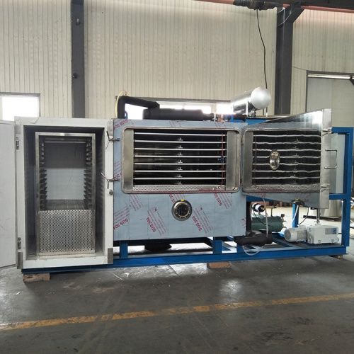 Advanced technology automatic coffee freeze drying machine