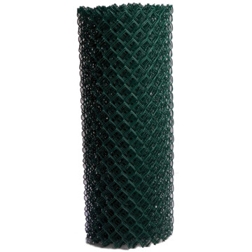 Green Chain Wire Fencing